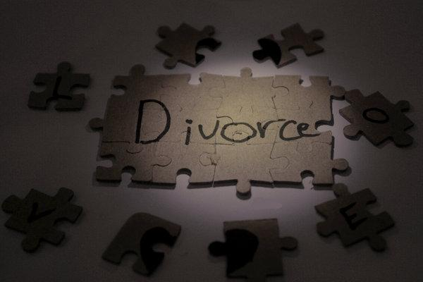 Divorces in Australia